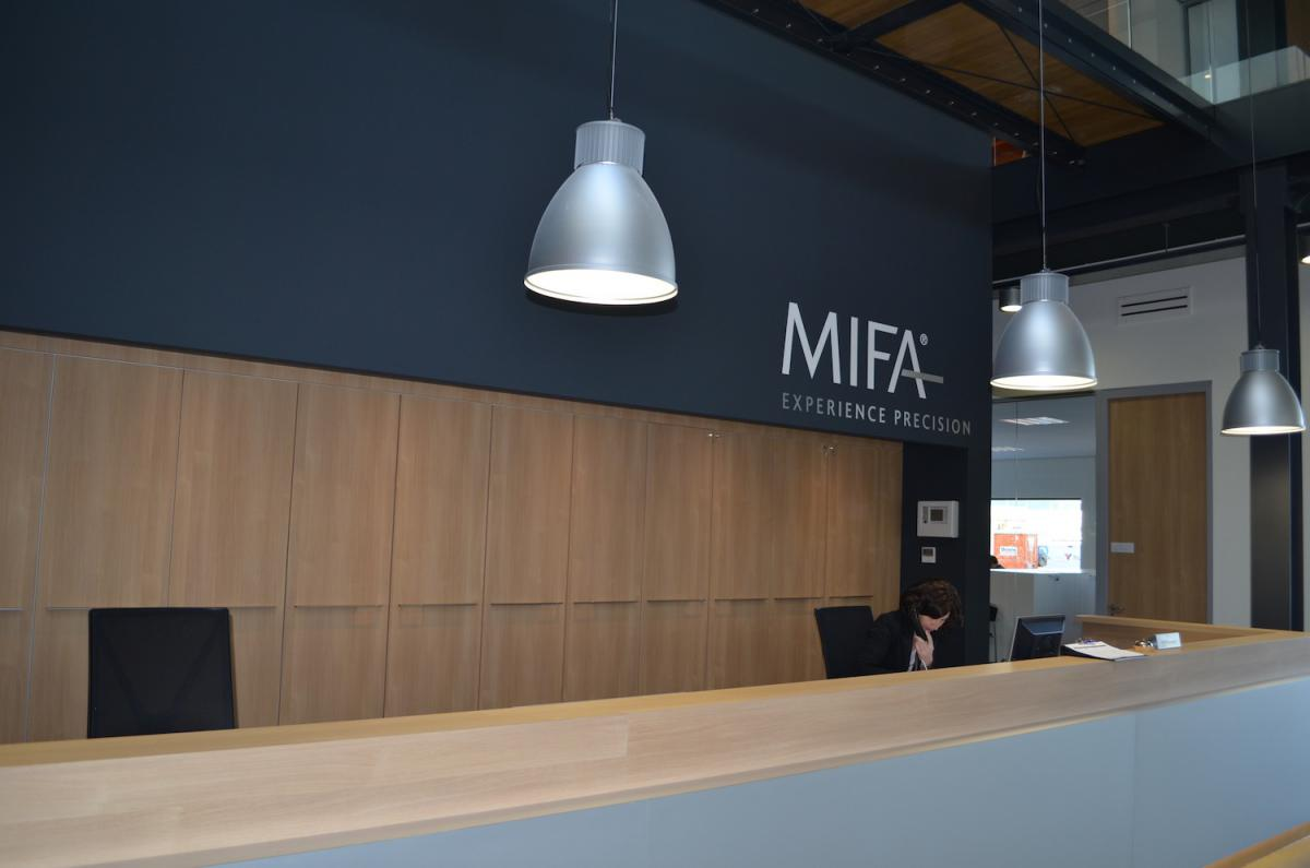 mifa new office space